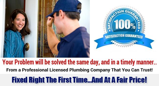 Same Day Irvine Plumbing Service